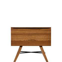 Rimini One Drawer Bedside Chest