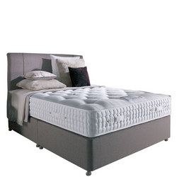 Ruby Plain Set With Medium Tension Mattress