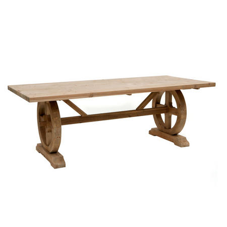 Revival Chadwell Fixed Top Table