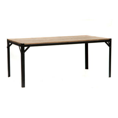 Revival Hornchurch Dining Table (Reclaimed)