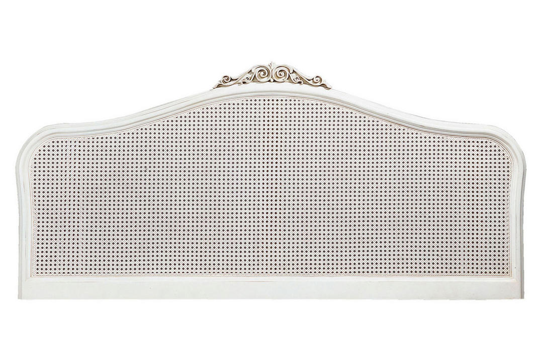 Ivory Double Headboard