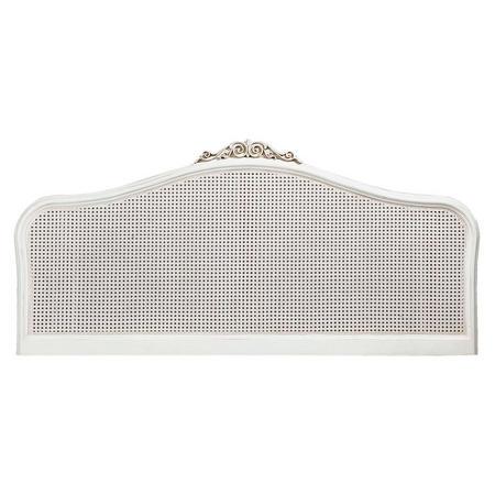 Ivory King Size Headboard