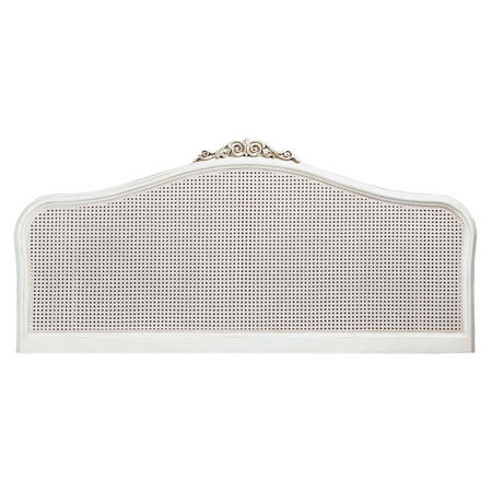 Ivory Super King Size Headboard