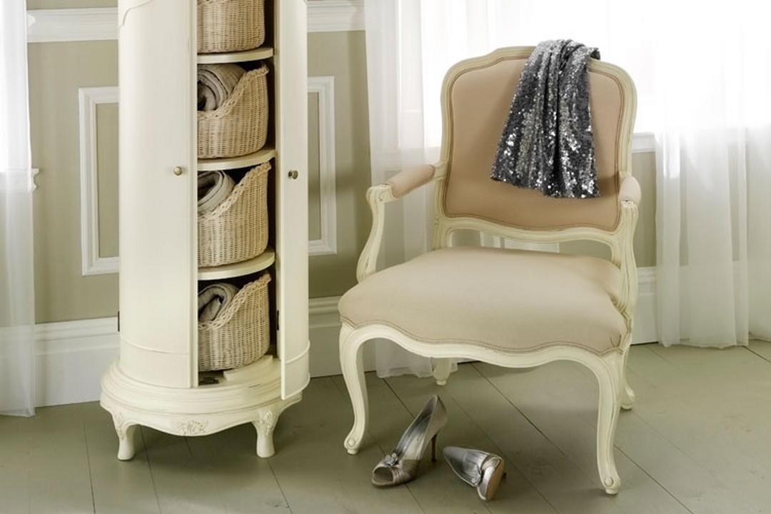 Ivory Armchair