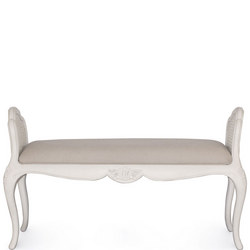 Ivory Bench