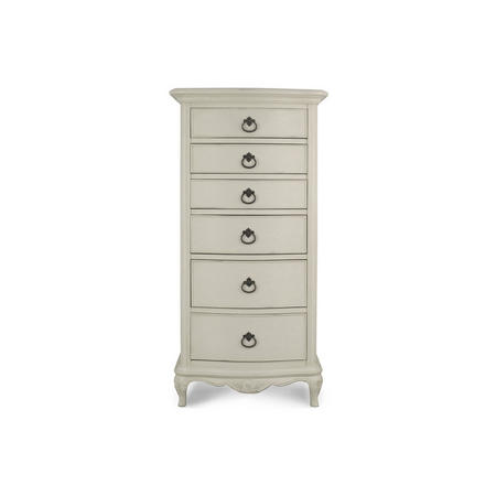 Ivory Tall Drawer