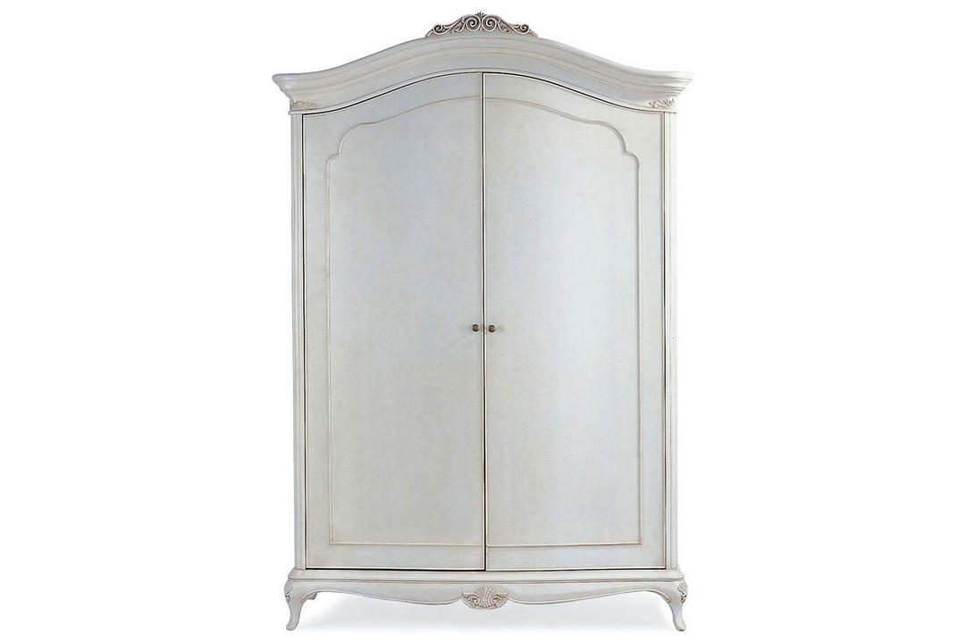 Ivory Wide Fitted Wardrobe
