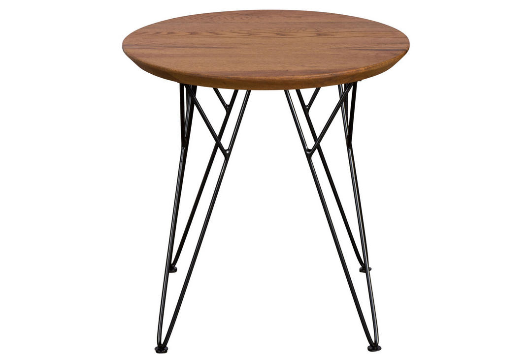 Slight Round Lamp Table