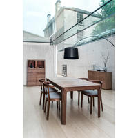 SM26 Cherry Wood Dining Table