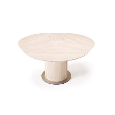 SM32 Solid Table Oil Oak