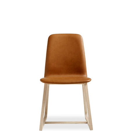 SM40 Oak White Oil And Sahara 4050 Dining Chair