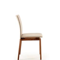 SM63 Walnut And Clara 273 Dining Chair