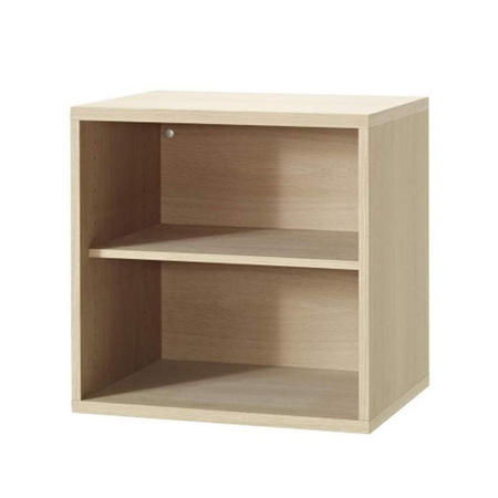 Modo 731 Shelf Storage Unit Oak