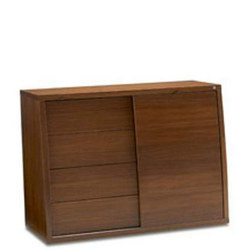 SM752 Sideboard Walnut