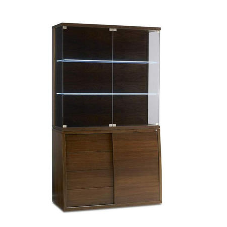SM762 Hutch Walnut