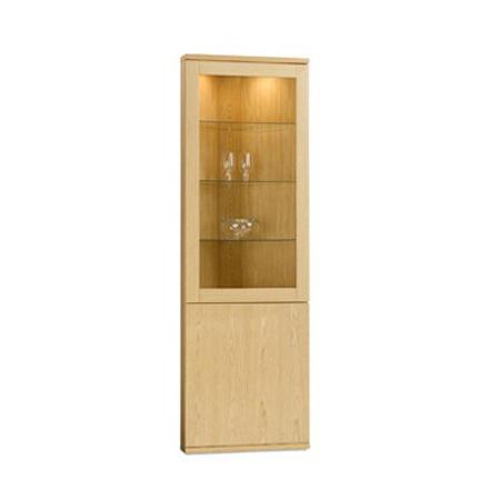 Corner Cabinet Oak