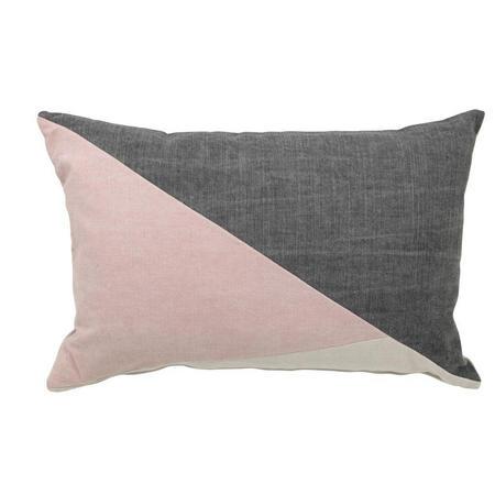 Cut Pink Cushion