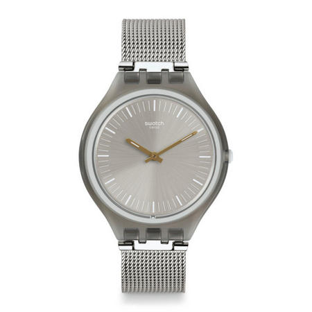 SKINMESH Watch Silver