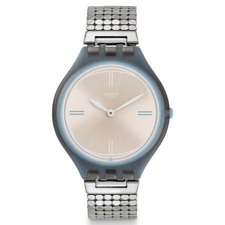 SKINSCREENL Watch Silver