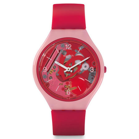 SKINAMOUR Watch Red