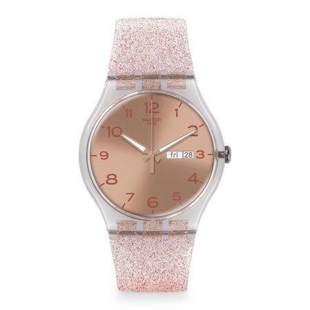 Pink Glistar Watch