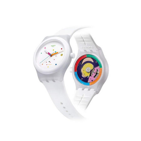 Sistem 51 White Watch