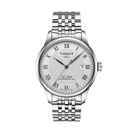 Le Locle Powermatic 80 Watch Silver