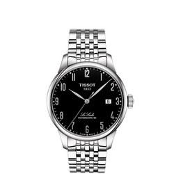 Le Locle Powermatic 80 Watch Silver/Black