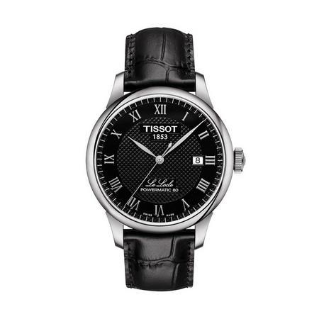 Le Locle Powermatic 80 Watch Black