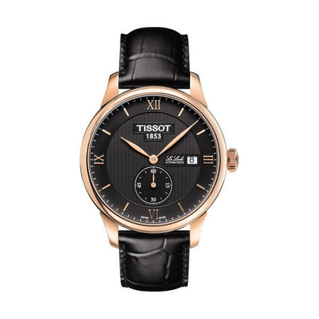 Le Locle Automatic Petite Seconde Watch Black