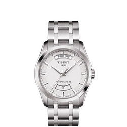 Couturier Powermatic 80 Watch Silver