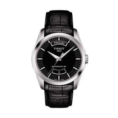 Couturier Powermatic 80 Watch Black