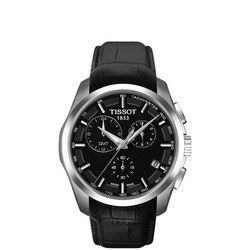 Couturier Gmt Watch Black