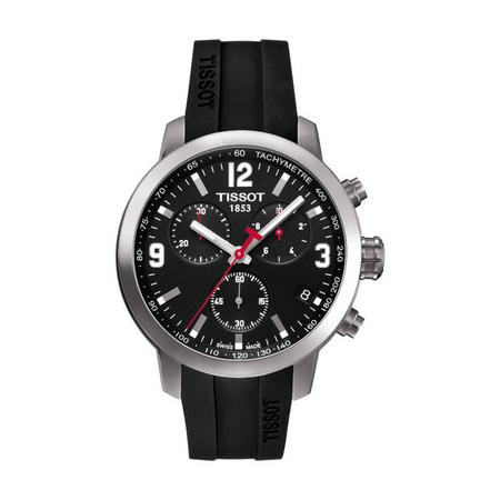 Prc 200 Chronograph Watch Black