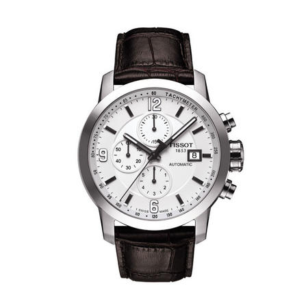 Prc 200 Automatic Chronograph Watch Brown/Silver