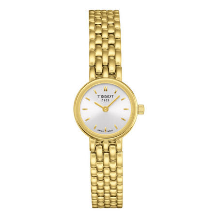 Lovely Watch Gold