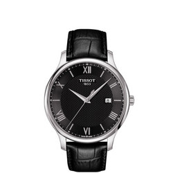 Tradition Watch Black