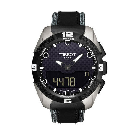 T-Touch Expert Solar Watch Black