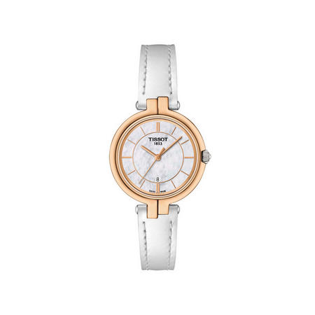 Flamingo Watch White