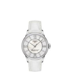 Chemin Des Tourelles Powermatic 80 Watch White