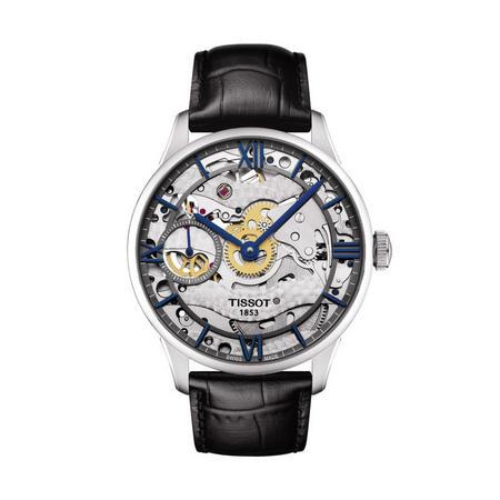Chemin Des Tourelles Squelette Mechanical Watch Anthracite
