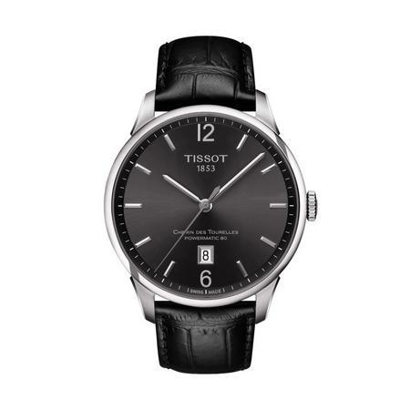 Chemin Des Tourelles Powermatic 80 Watch Black