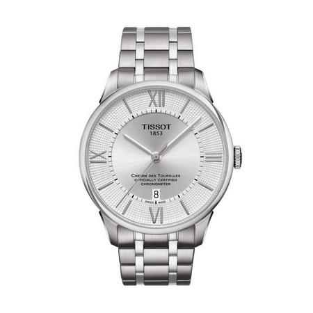 Chemin Des Tourelles Powermatic 80 Cosc Watch Silver