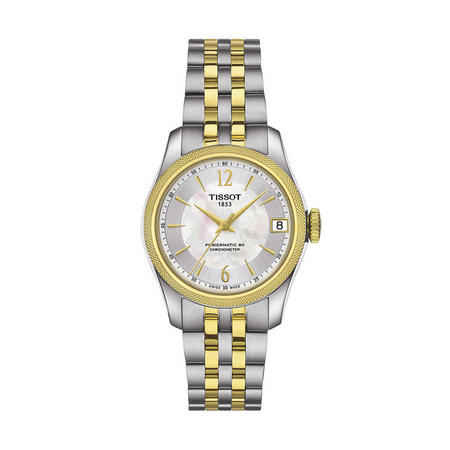 Ballade Powermatic 80 Cosc Watch Bicolor