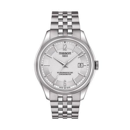 Ballade Powermatic 80 Cosc Watch Silver
