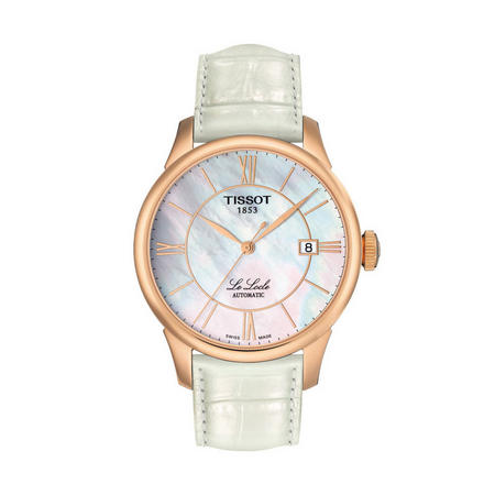 Le Locle Automatic Watch White
