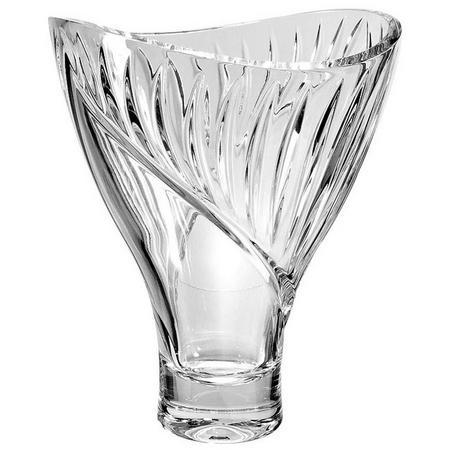 Oceana Vase 10 inch Clear
