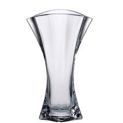 Astoria Vase 12 inch Clear