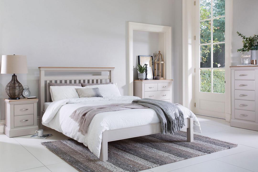 Bedroom Double Bedstead