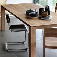 Slice Extendable Teak Dining Table